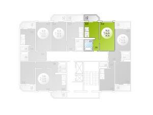 1-комнатная Цена 1.749.216 р.
