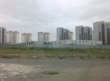 Недостроенный садик в ЖК Суворовский
