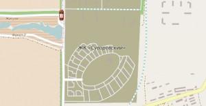 Отображение маршрута №43 в реальном времени