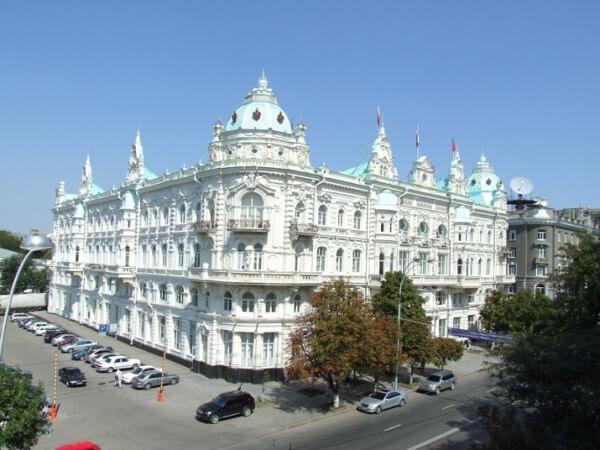 Взаимодействие с Администрацией г. Ростова-на-Дону