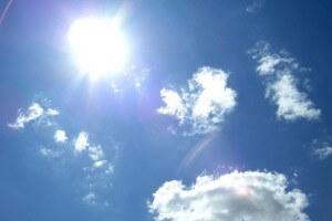 Солнечный день на ЖК Суворовском