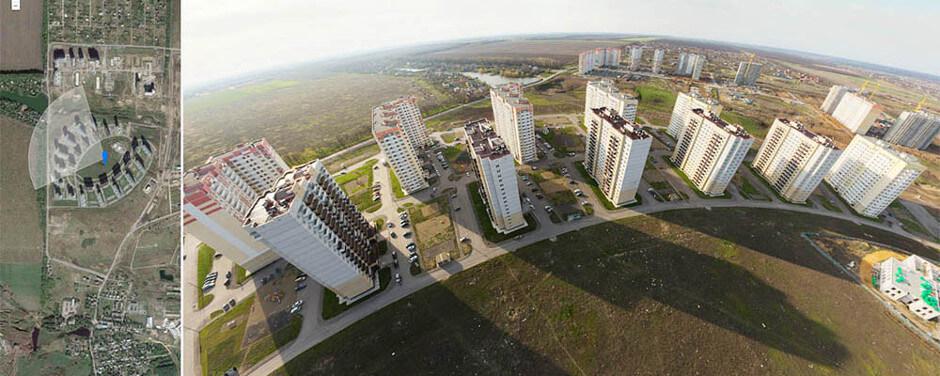 Сайт Управляющей Компании ГУЖФ и сайт Управляющей Компании Дон в ЖК Суворовском