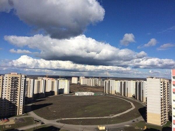Флешмоб жителей Суворовского в 140-ом военном городке