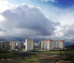 Облачная погода в ЖК Суворовском