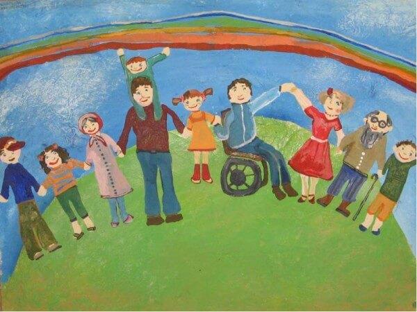 День защиты детей на ЖК Суворовском