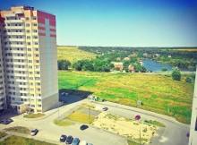 Вид с балкона ЖК Суворовского