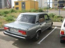 Незаконное парковочное место в ЖК Суворовском