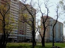 ЖК Суворовский весной 2015 года