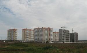 Третий микрорайон коммерческой застройки ЖК Суворовского