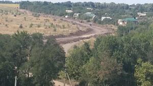 Новая дорога на Новошахтинск через ЖК Суворовский