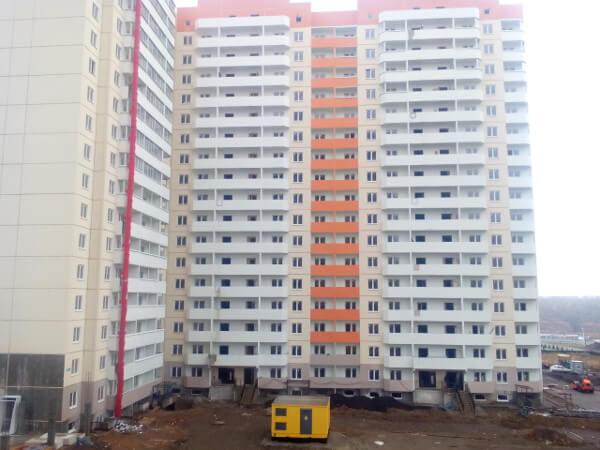 Участок 123 Литер 04 ЖК Суворовского