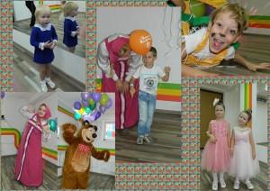 Проведение праздников в ЖК Суворовском