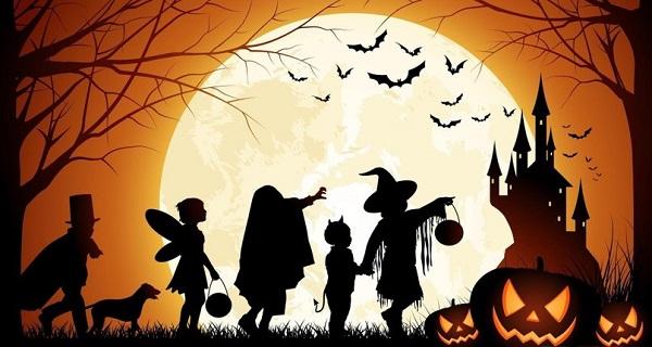 Праздник Хеллоуин в ЖК Суворовском