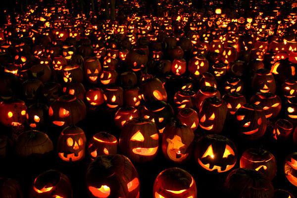 Хэллоуин в ЖК Суворовском