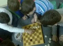 Обучение шахматам в ЖК Суворовском