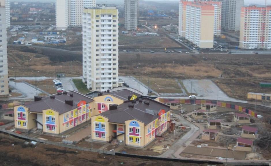 Второй детский сад в ЖК Суворовском