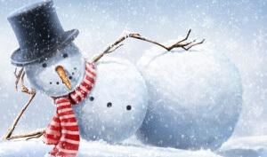 Снеговики ЖК Суворовского