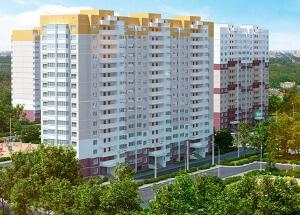 Новые квартиры в ЖК Суворовском