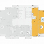 3-комнатная Цена 2.849.772 р.