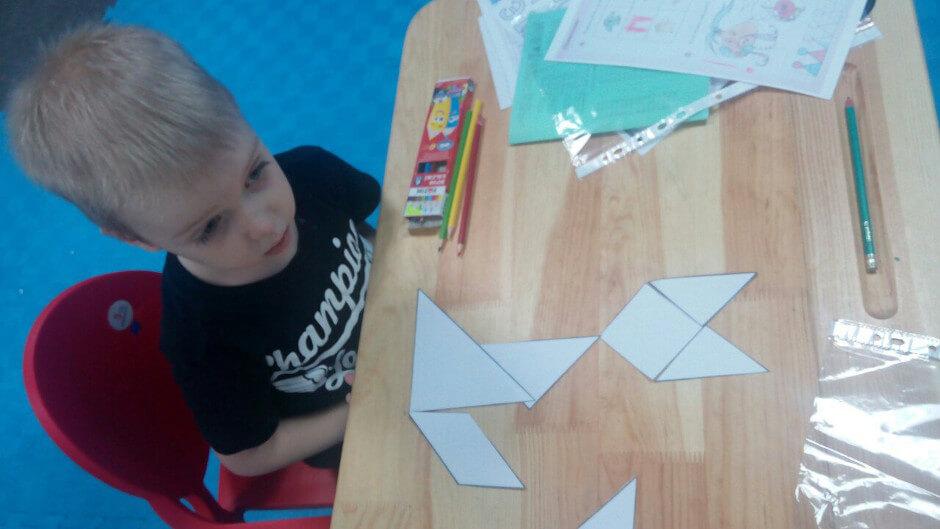 Подготовка детей к школе в ЖК Суворовском