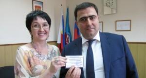 Григорян Артур Манвелович депутат ЖК Суворовского
