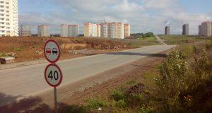 Новая остановка в ЖК Суворовском