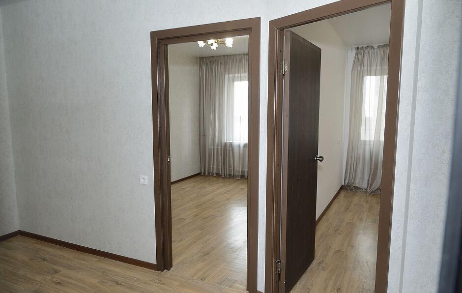 Улучшенная отделка квартир в ЖК Суворовском