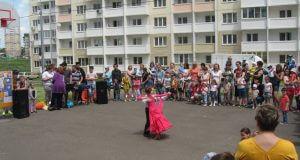 Занятия танцами в ЖК Суворовском