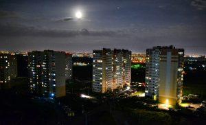Ночной ЖК Суворовский