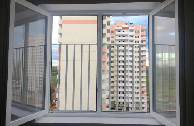 Инновации на окнах в ЖК Суворовском