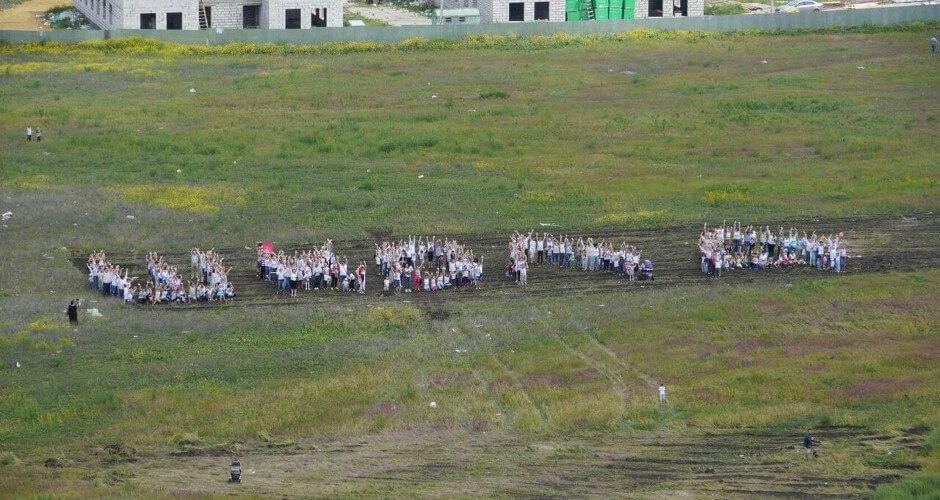 Жители Суворовского просят школу