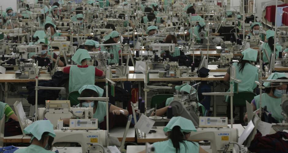 Швейная фабрика в ЖК Суворовском