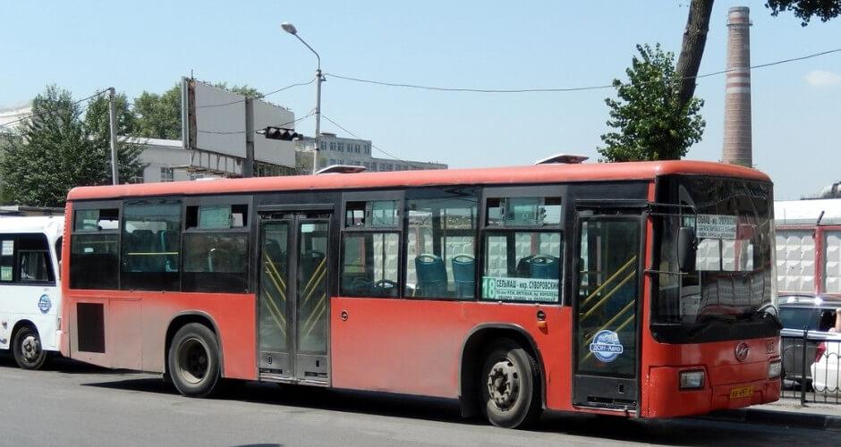Новые автобусы для маршрутов №18 и №171 в ЖК Суворовский
