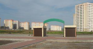 Крытый рынок в ЖК Суворовском