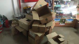 Коробки для переезда в ЖК Суворовский