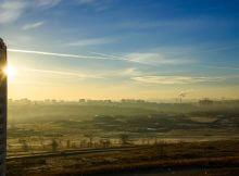 Зима в ЖК Суворовском