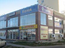 Торговый центр в ЖК Суворовском