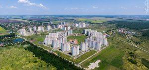 Панорама ЖК Суворовского