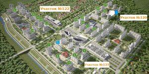 Дом в ЖК Суворовском со сроком сдачи в 2018 году