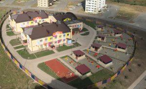 Детский сад в ЖК Суворовском