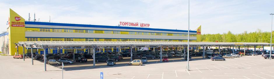 Маршрутка от ЖК Суворовского до ТЦ Зельгрос