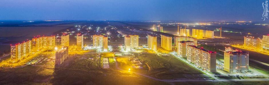 Выбор квартиры в ЖК Суворовском