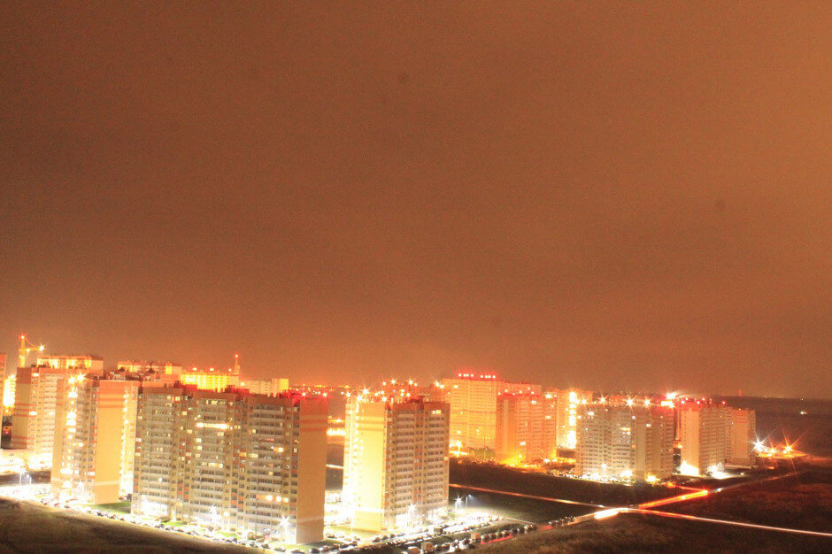 Ночной Суворовский