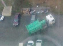 Вывоз мусора в ЖК Суворовском