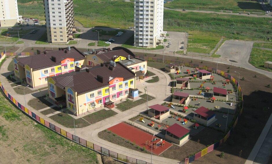 Отзывы о детском саде ЖК Суворовского