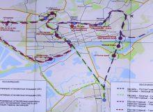 Городские электрички в Ростове-на-Дону