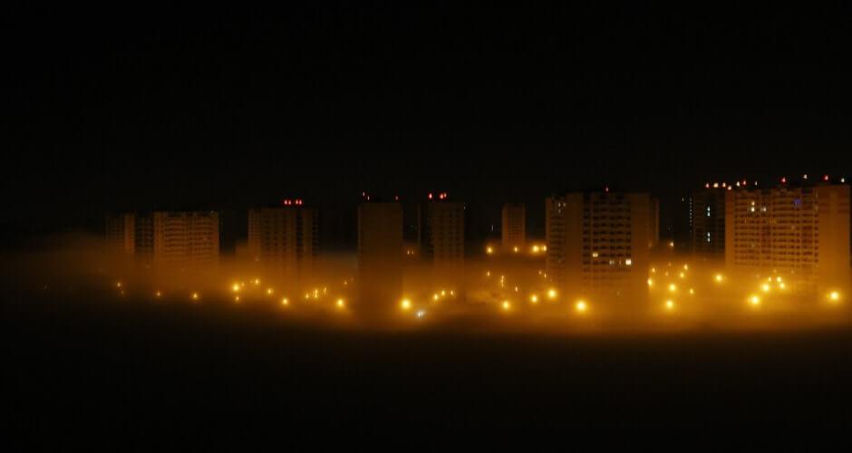 Освещение в ЖК Суворовском