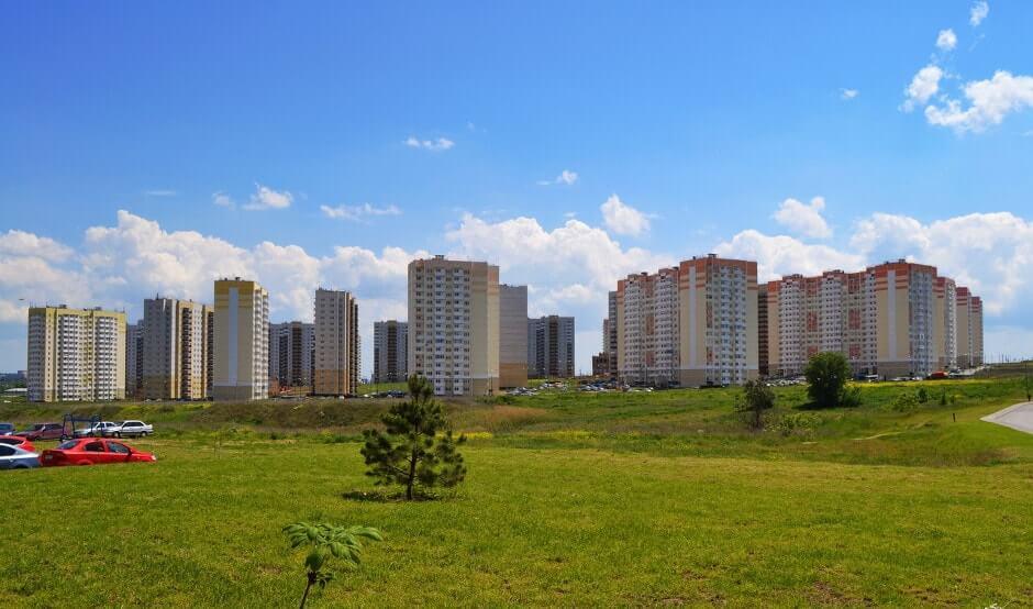 Парк ЖК Суворовского