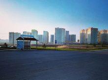 Остановка в ЖК Суворовском
