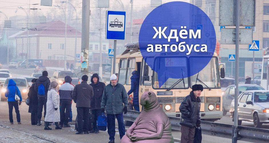 Ждем продления автобуса 516 до ЖК Суворовского